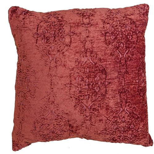 Jacquard cushion rust 45X45cm