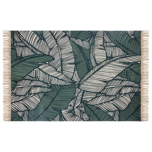 Jungle  carpet cootton colorful 170x120x1cm