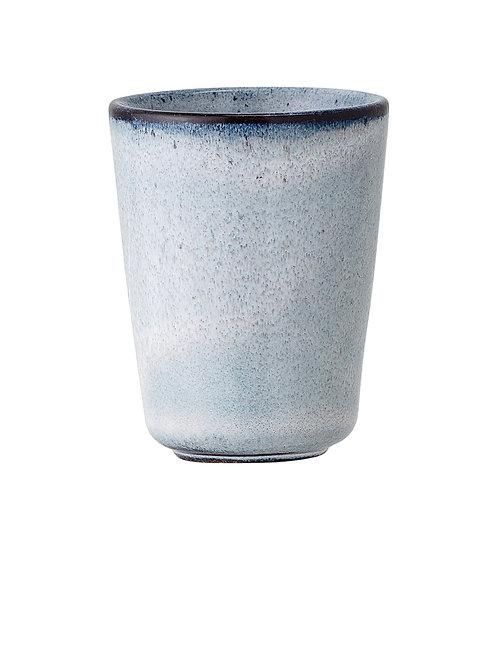 Sandrine Egg Cup, Blue, Stoneware