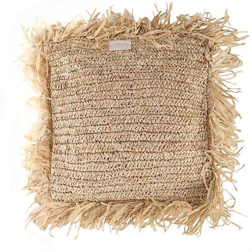 Sunda – Throw pillow Natural medium