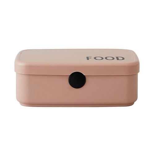 Food & Lunch Box Pink