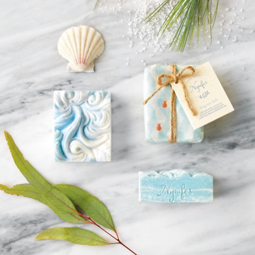 AEGEAN SALT Summer Soap