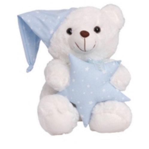 Teddy bear star 30 cm