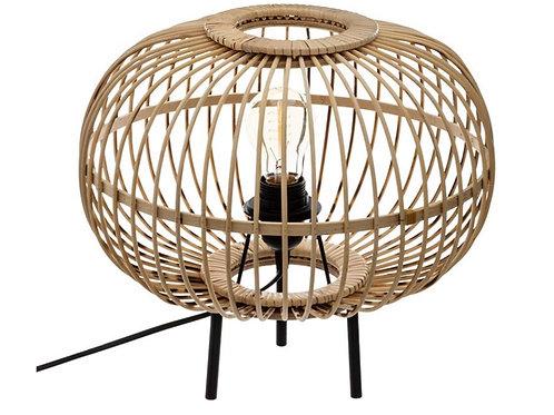 Bamboo lamp 34 x 33 cm