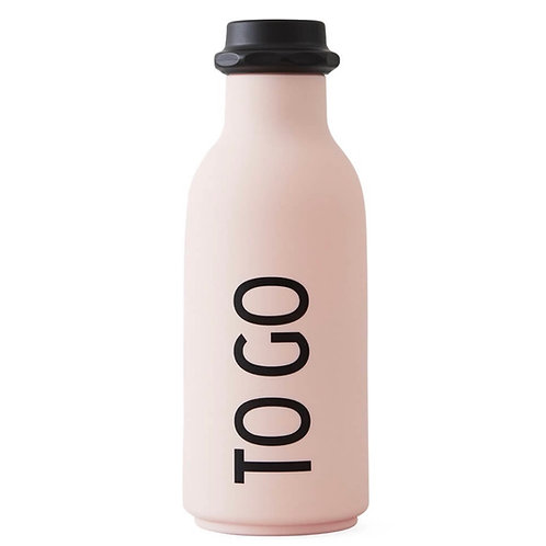 TO GO Drinking Bottle pink