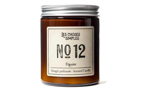 Candle No 12 Figuier