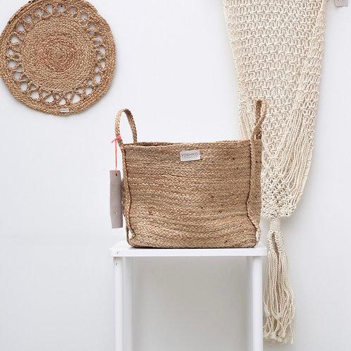 Pabria – Basket Natural medium