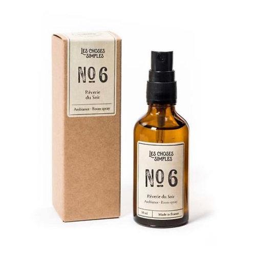 Room Spray Rêverie du Soir (Amber & Lavender)