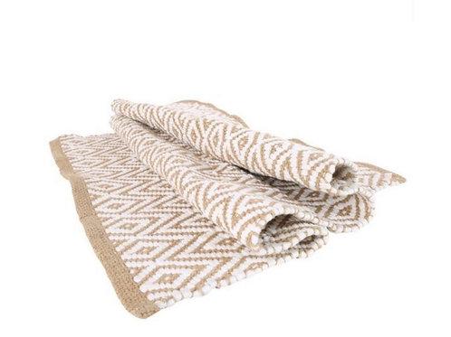 Yunnan – Carpet Naturel/White S Yoshiko