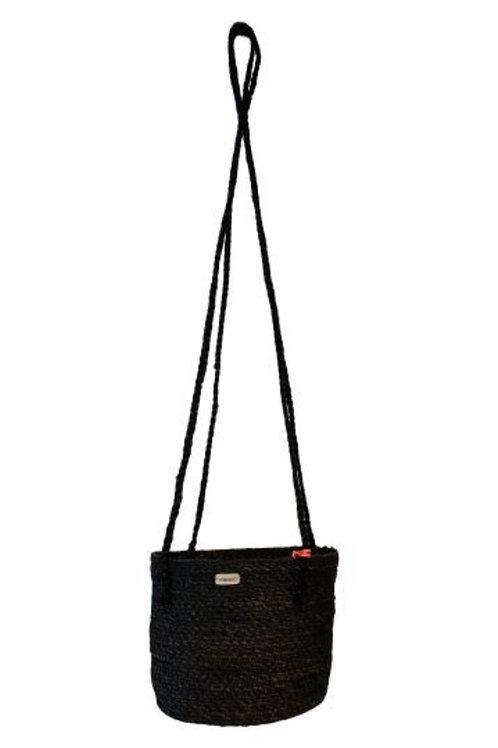 Tangali – Plant basket Black small