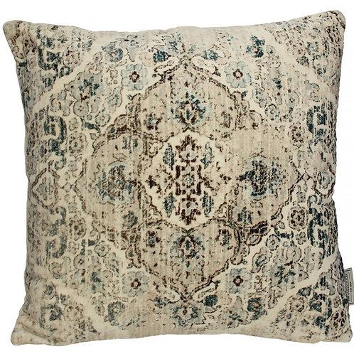 Cushion vintage velvet  45X45cm