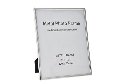Metal photo frame 20x25cm