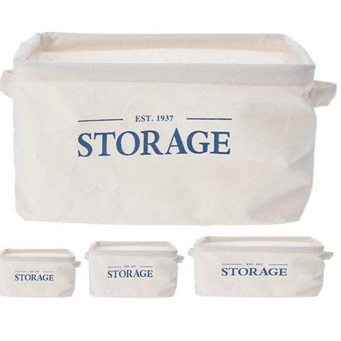 Storage basket set 3
