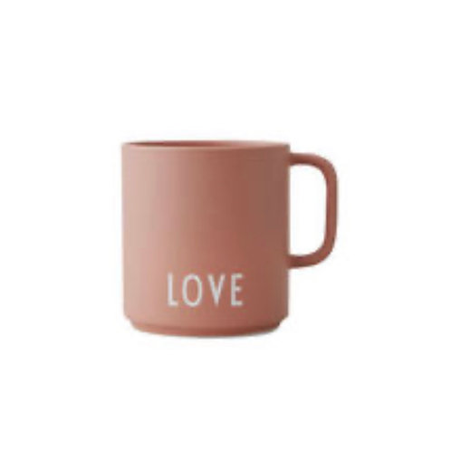 LOVE! Favourite cup with handle.