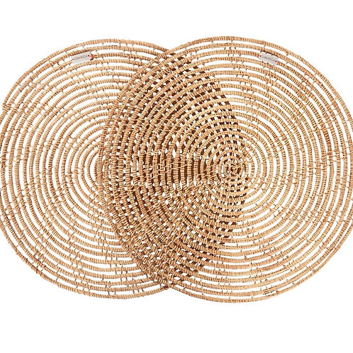 Palm Placemats Set of 2