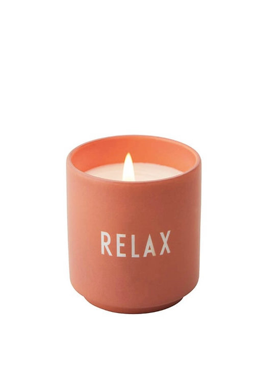 Scented Candle small. Relax