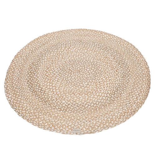 Ausia natural rug yoshiko