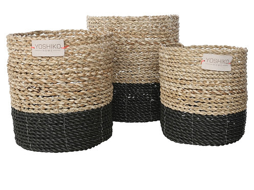 Lombok Yoshiko.  These baskets are useful for many different things!