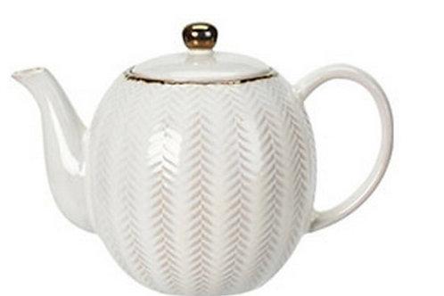 Ceramic tea pot 1100ml