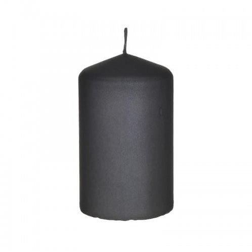 PARAFFIN CANDLE BLACK Φ6Χ10