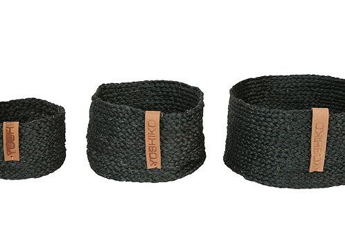 Jeju – Basket Black s