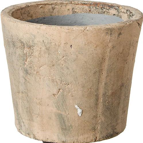 Ceramic pot 14x14x12cm