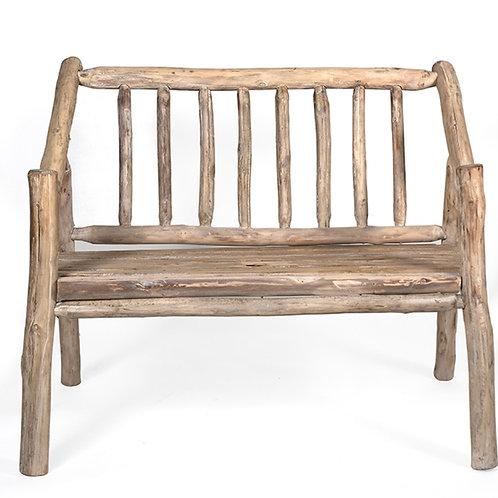 Oak Bench 105*74*90cm