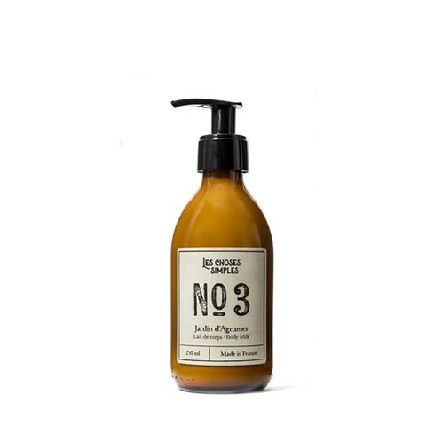 Hand & Body Milk No 3 Jardin d'Agrumes (Citrus)