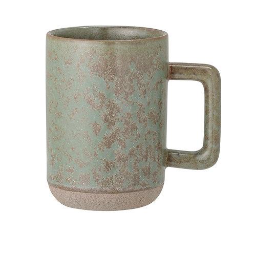 Masami Mug, Green, Stoneware