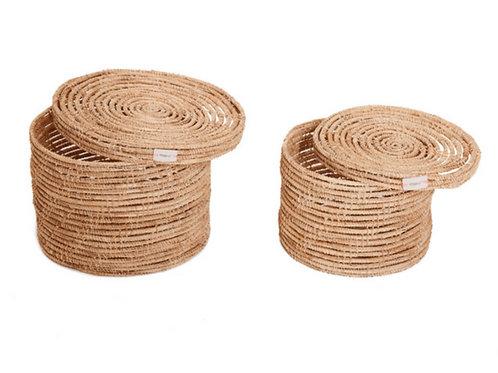 Lhasa – Desk Storage Basket Yoshiko medium