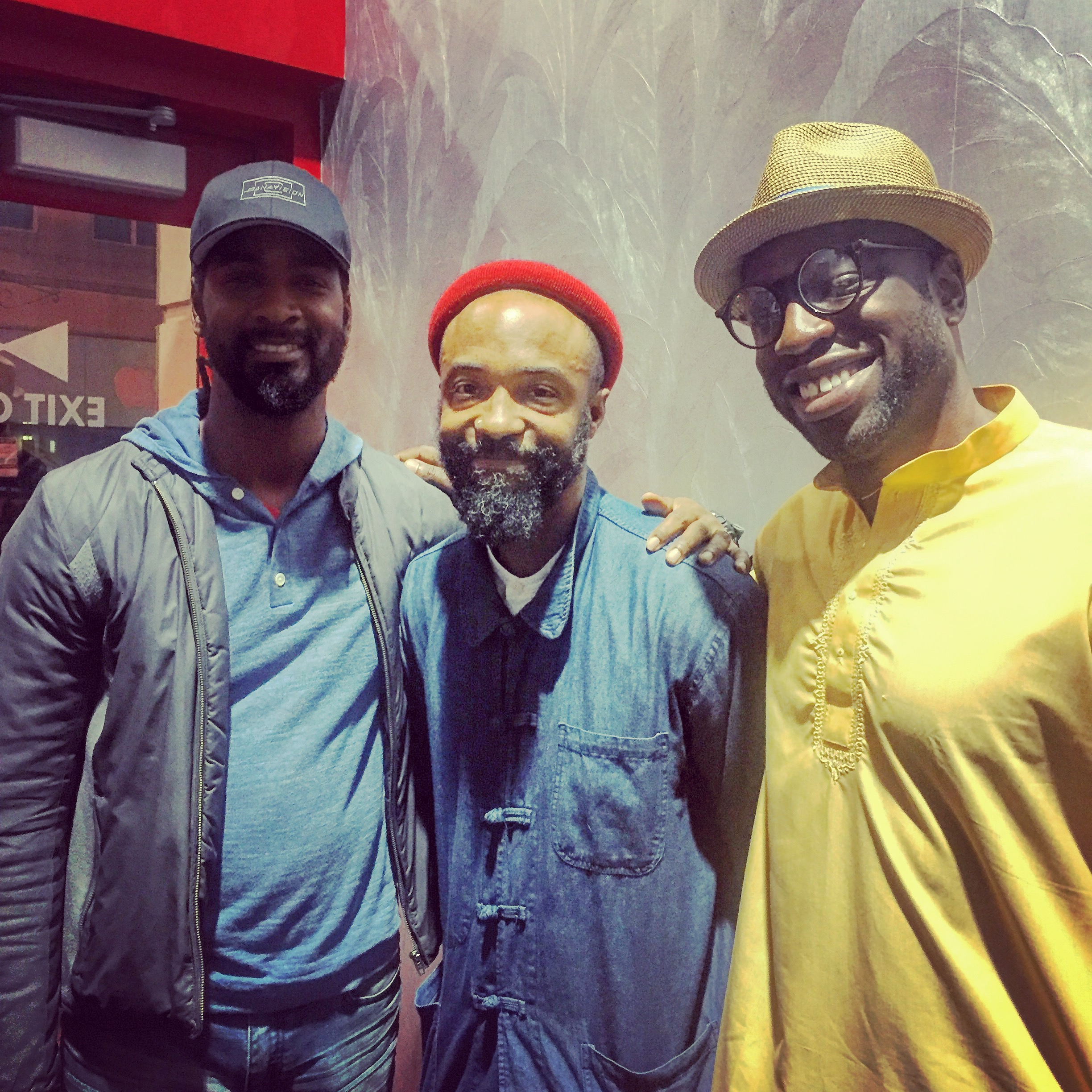Bradford Young, ASC and Hans Charles