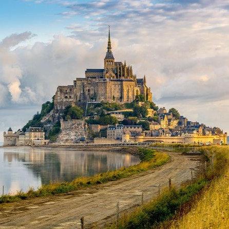 Normandie: Le Mont Saint Michel & Bayeux (Tour B)