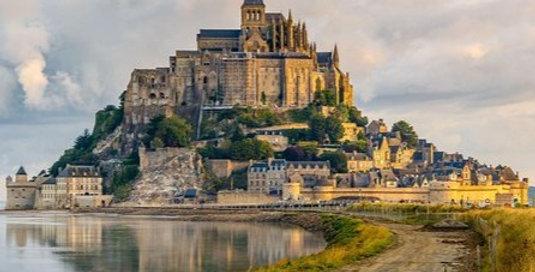 Normandie: Le Mont Saint Michel (Tour C)