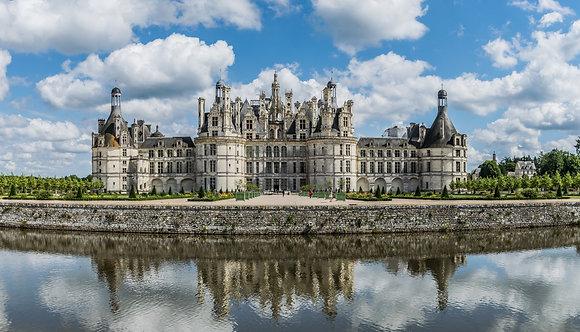 Vallée de la Loire: Chambord, Cheverny, Chenonceaux (Tour L)