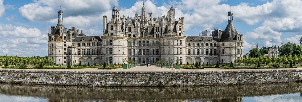 Vallée de la Loire: Chambord, Cheverny, Chenonceaux (Tour CL)