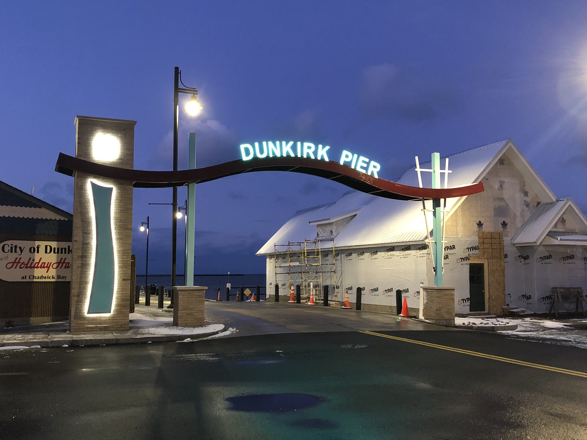Dunkirk Pier