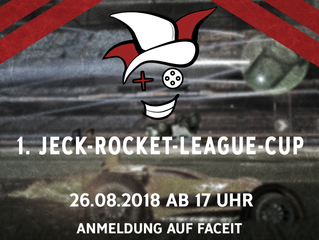 1. JECK-Rocket-League-Cup am 26.08.18