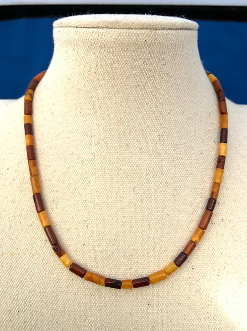 Amber Necklace Multishade
