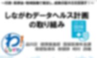 品川区データヘルス計画