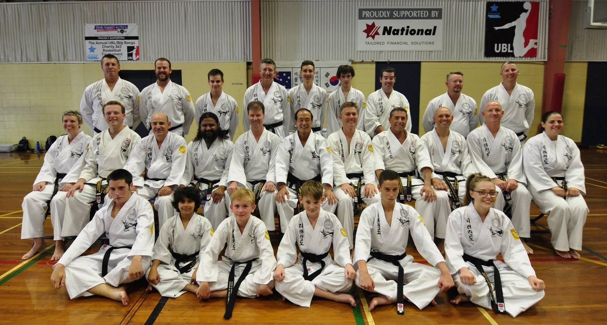 Illawarra Instructors 2015