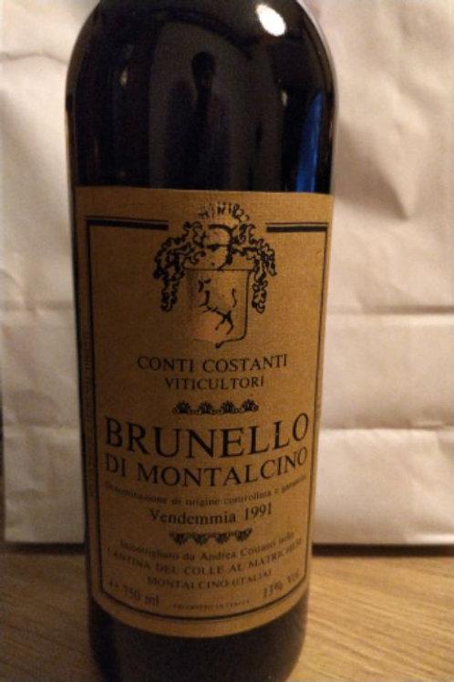 Brunello Conti 1991