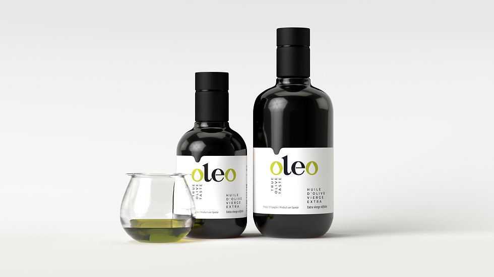 Huile d'olive - Extra Vierge de la Terra Alta - 100% aberquinas, 500ml