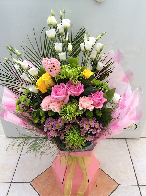 Mother's Day Presentation Bouquet