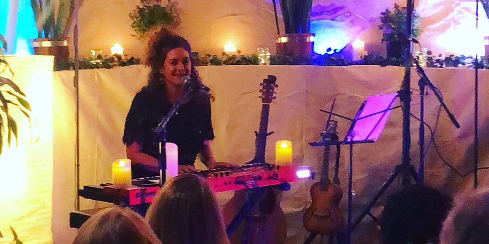 Intimate Performance with Louise Goffin