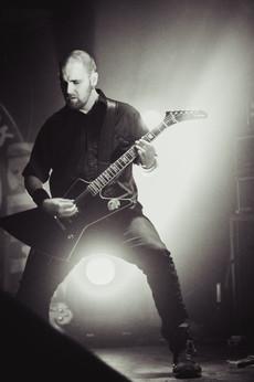 Orbiter Kim Rune guitar Blitz
