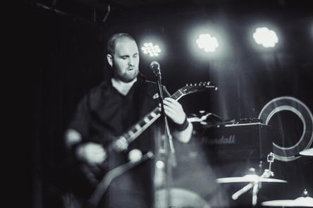 Orbiter Kim Rune guitar Vaterland