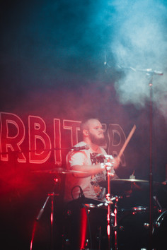 Orbiter Pål drums Blitz