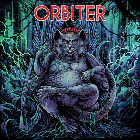 Orbiter release «Lead Head» EP
