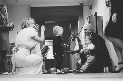 Devon Coastal wedding, marc le galle somerset wedding photographer