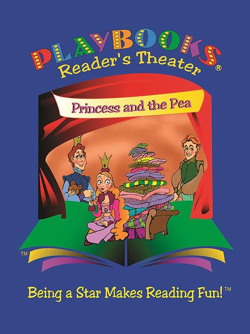 Princess and the Pea (modern twist) - $49